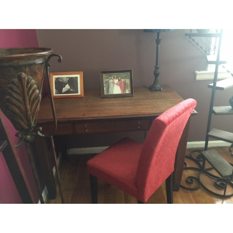 Antique Large Desk - image-1