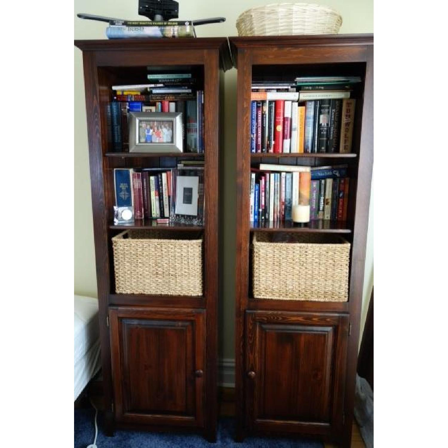 Solid Wood Bookcases - image-1