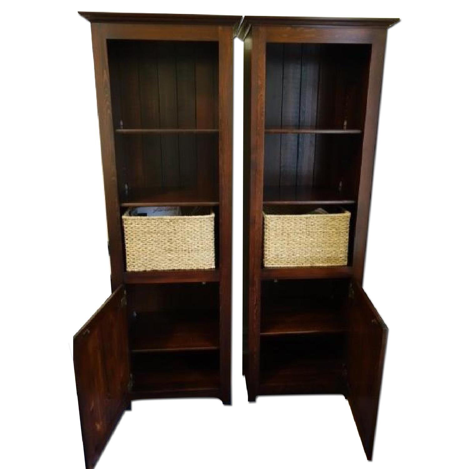 Solid Wood Bookcases - image-0
