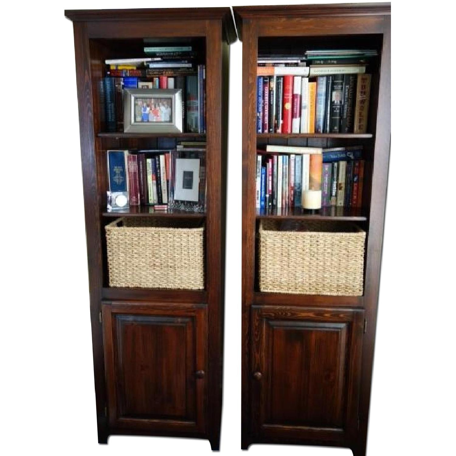 Solid Wood Bookcases - image-4