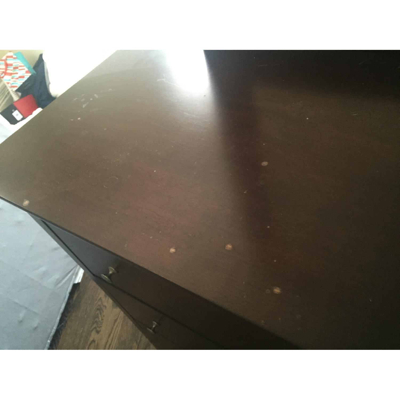Bob's Wood Dresser w/ Detachable Mirror - image-6