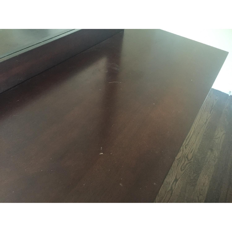 Bob's Wood Dresser w/ Detachable Mirror - image-7