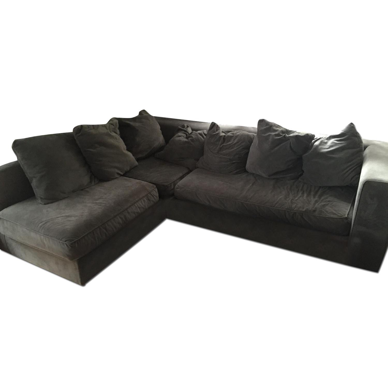 West Elm Walton 3 Piece Sectional Sofa - image-0