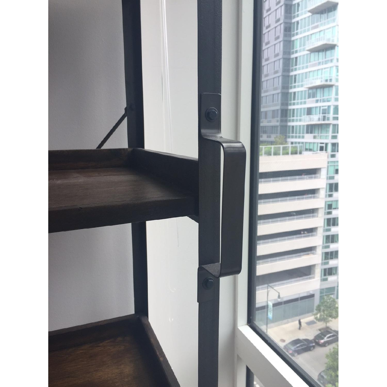 World Market Wood/Metal Bookcase - image-5