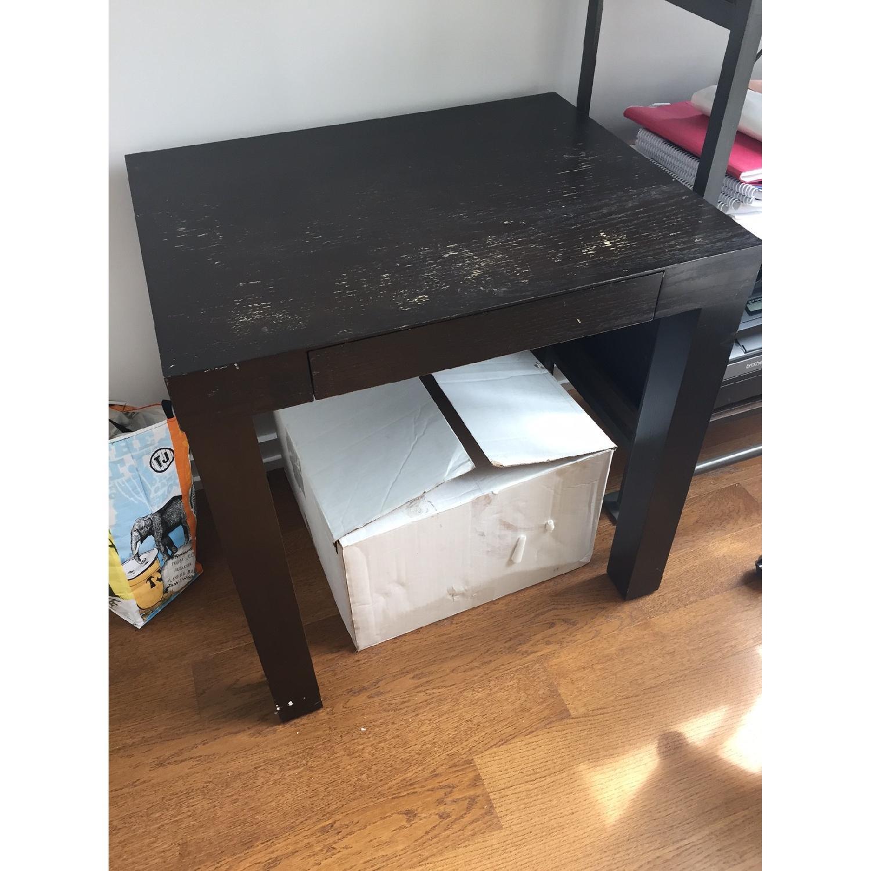 West Elm Parsons Mini Desk - image-1