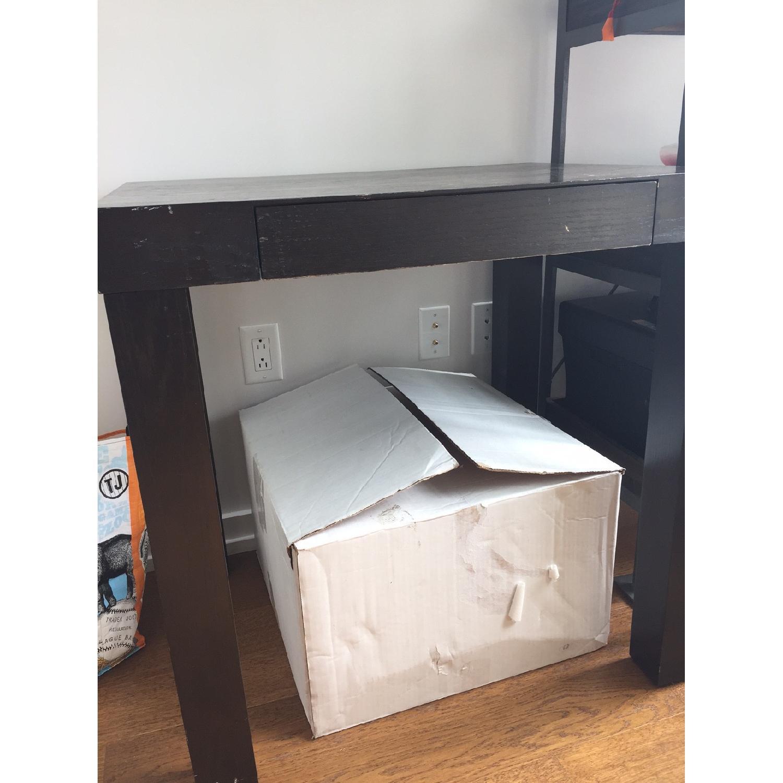 West Elm Parsons Mini Desk - image-2