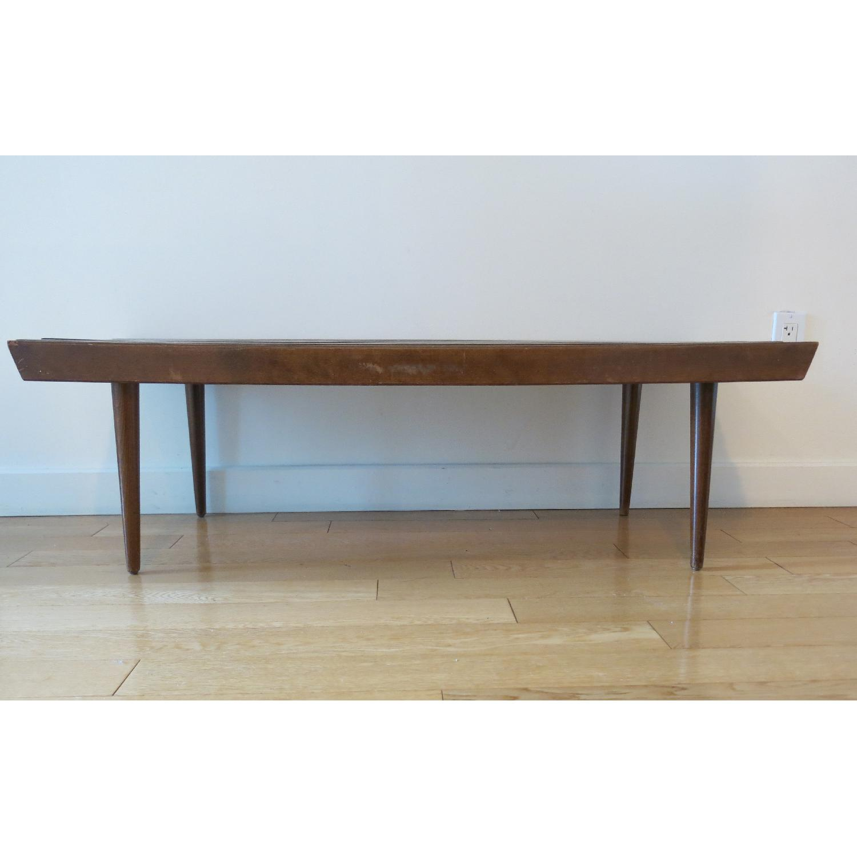Vintage Mid-Century-Danish-Style Coffee Table/Bench - image-2