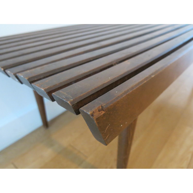 Vintage Mid-Century-Danish-Style Coffee Table/Bench - image-3