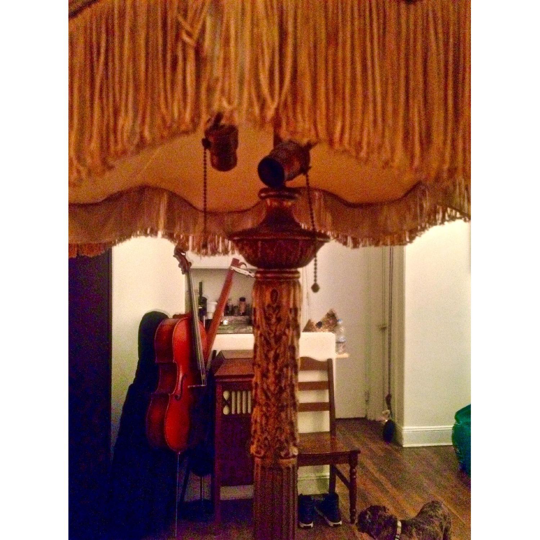 Antique Floor Lamp - image-4