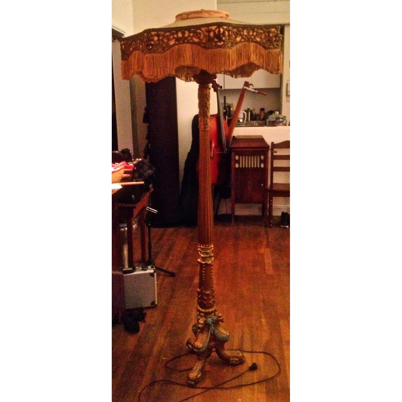Antique Floor Lamp - image-7