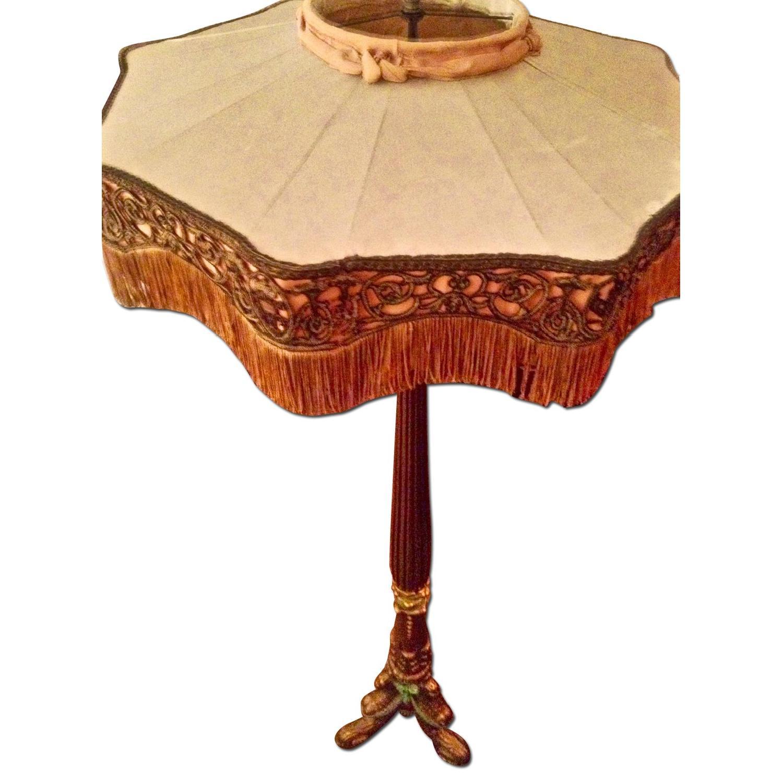 Antique Floor Lamp - image-0