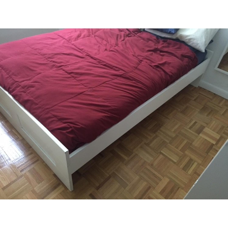 Ikea Brimnes Full Size Bed Frame - image-4