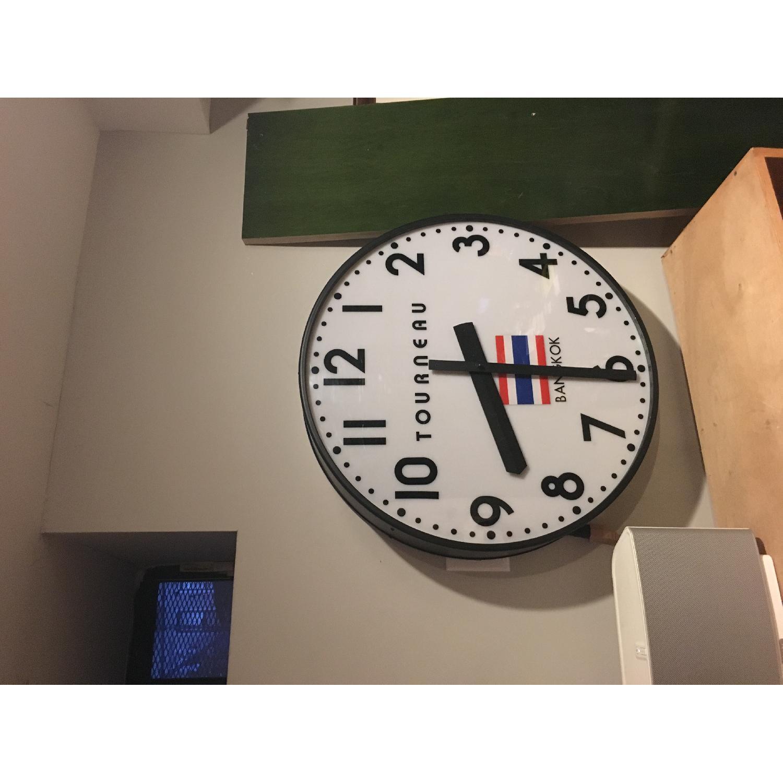 Tourneau Wall Clock Bangkok - image-1
