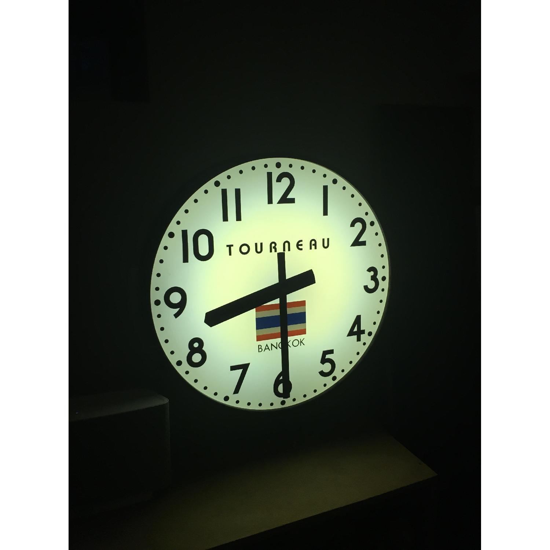 Tourneau Wall Clock Bangkok - image-2