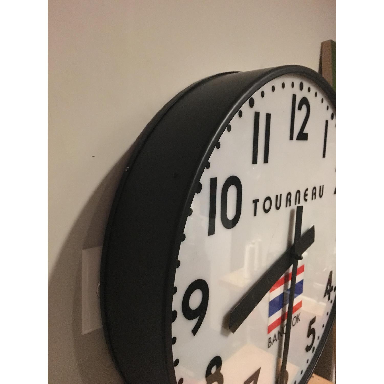 Tourneau Wall Clock Bangkok - image-3