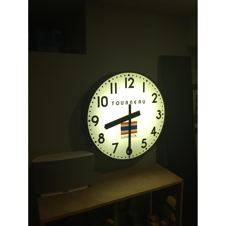 Tourneau Wall Clock Bangkok - image-4