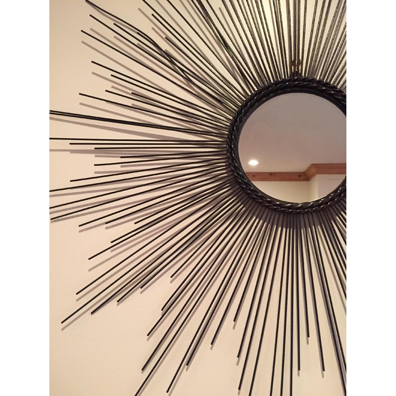 Safavieh Miranda Mirror in Bronze - image-3