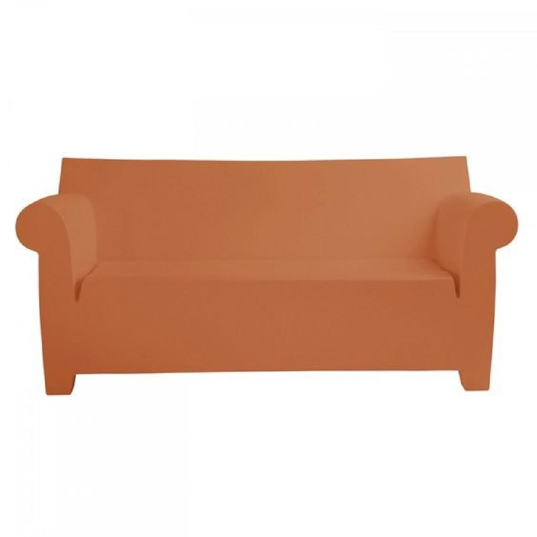 Kartell Philippe Stark Bubble Club Sofa - image-1