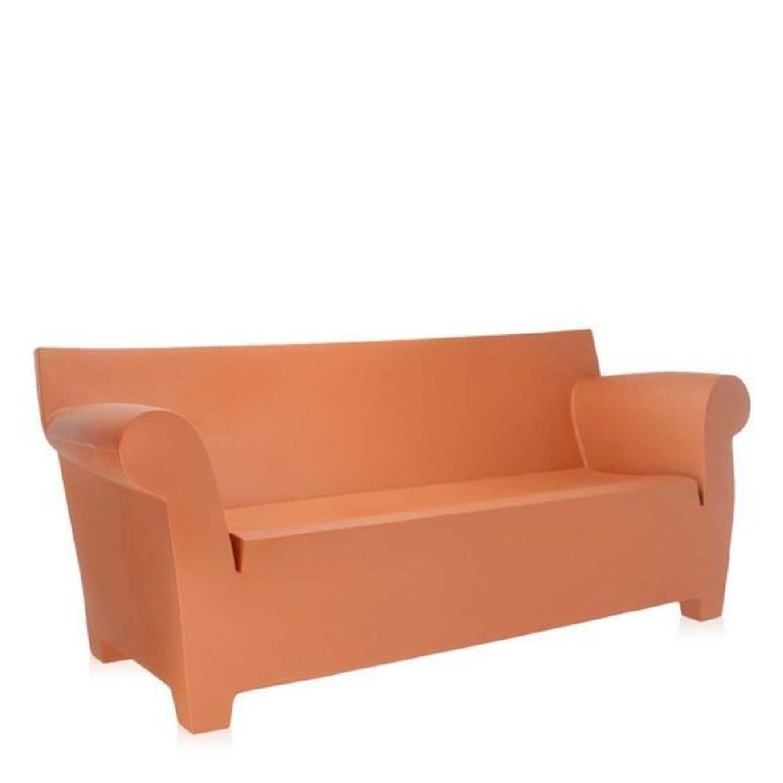 Kartell Philippe Stark Bubble Club Sofa - image-2