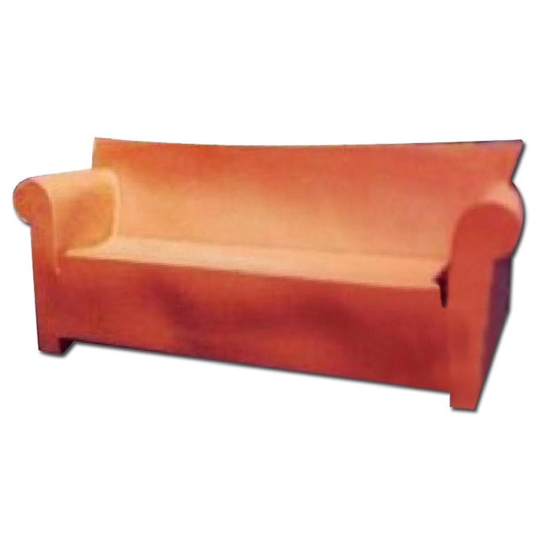 Kartell Philippe Stark Bubble Club Sofa - image-0