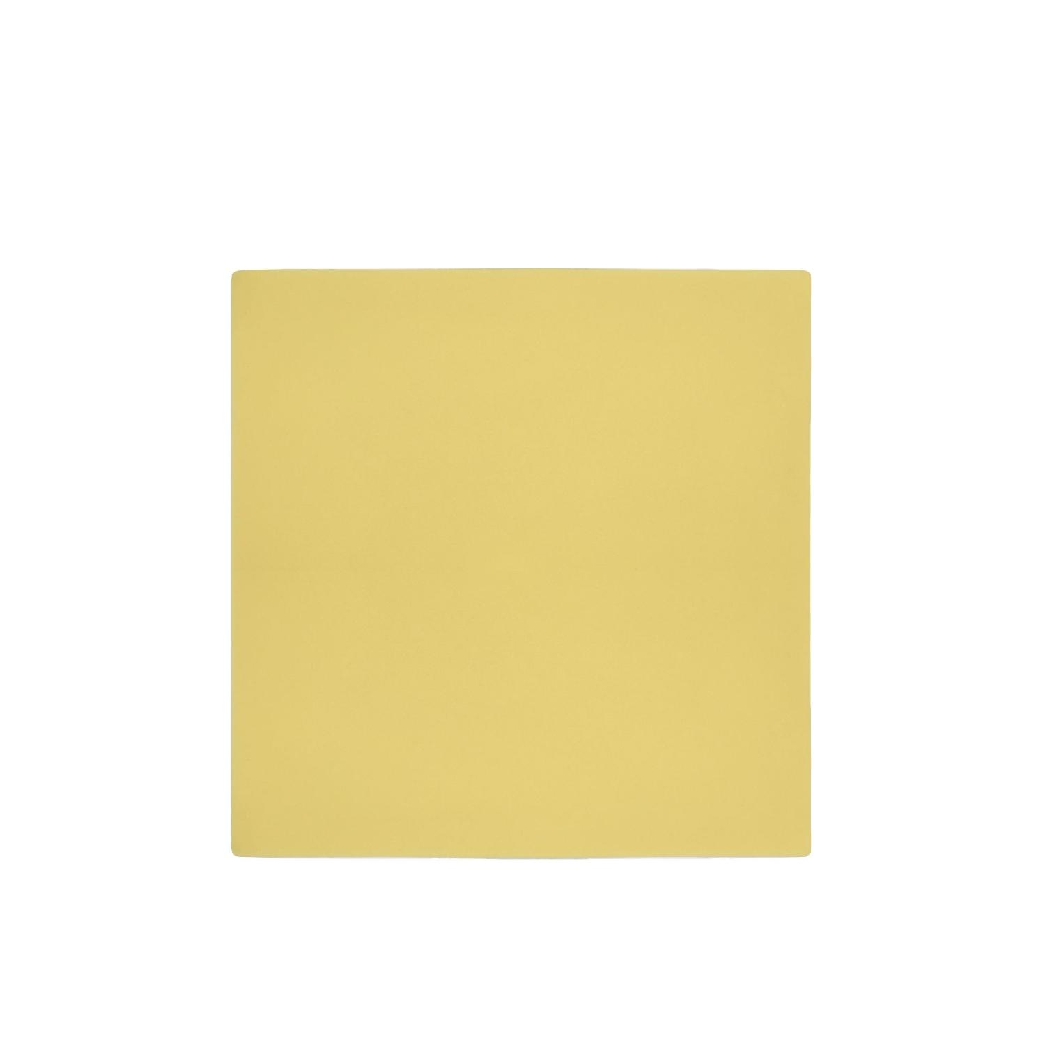 Kartell Philippe Stark Bubble Club Side Tables in Yellow - image-7