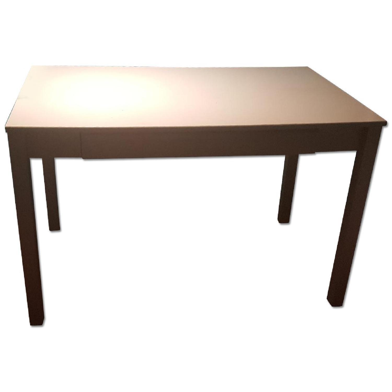 Classic White Desk