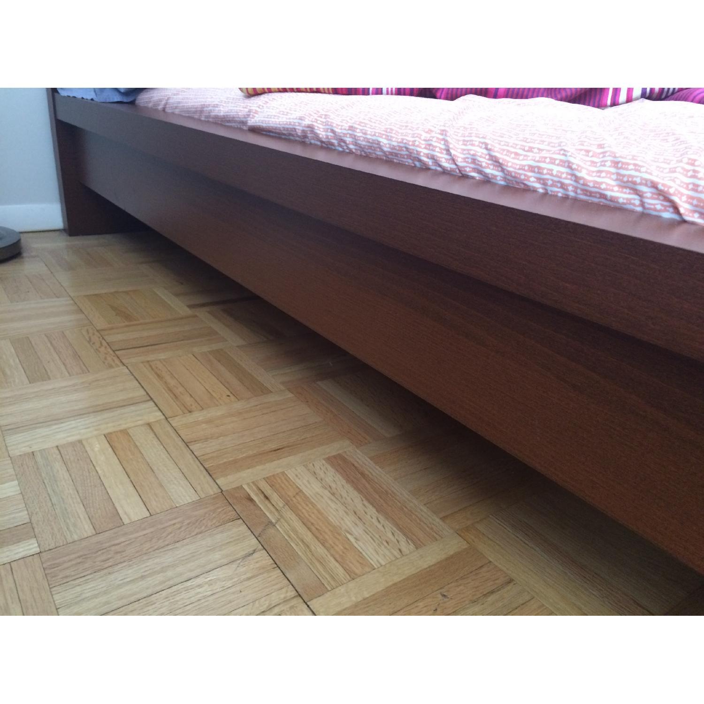 Ikea Malm Full Bed Frame - image-3