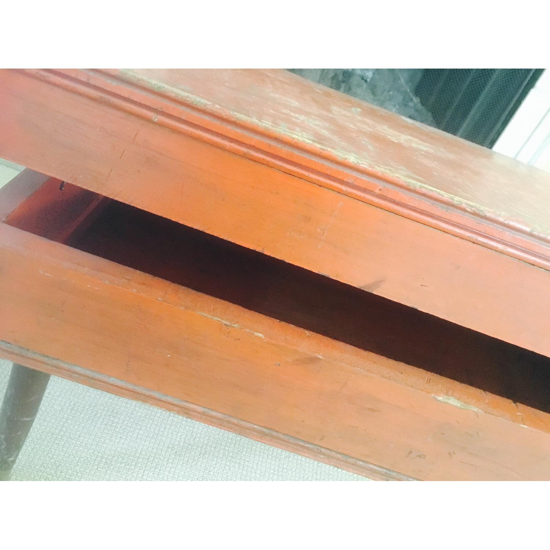 Orange Rustic Mod Trunk Coffee Table - image-7