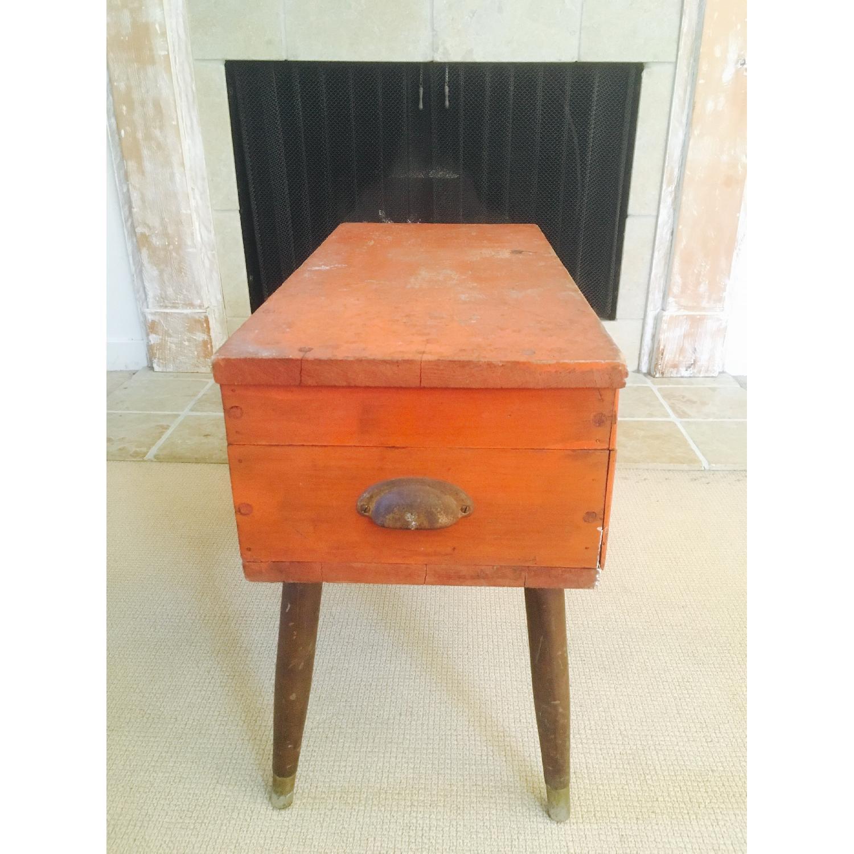 Orange Rustic Mod Trunk Coffee Table - image-8