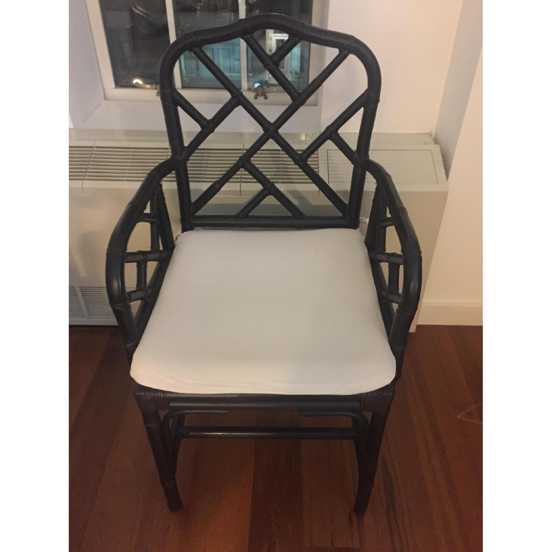 Ballard Designs Chippendale Style Macau Chair - image-2