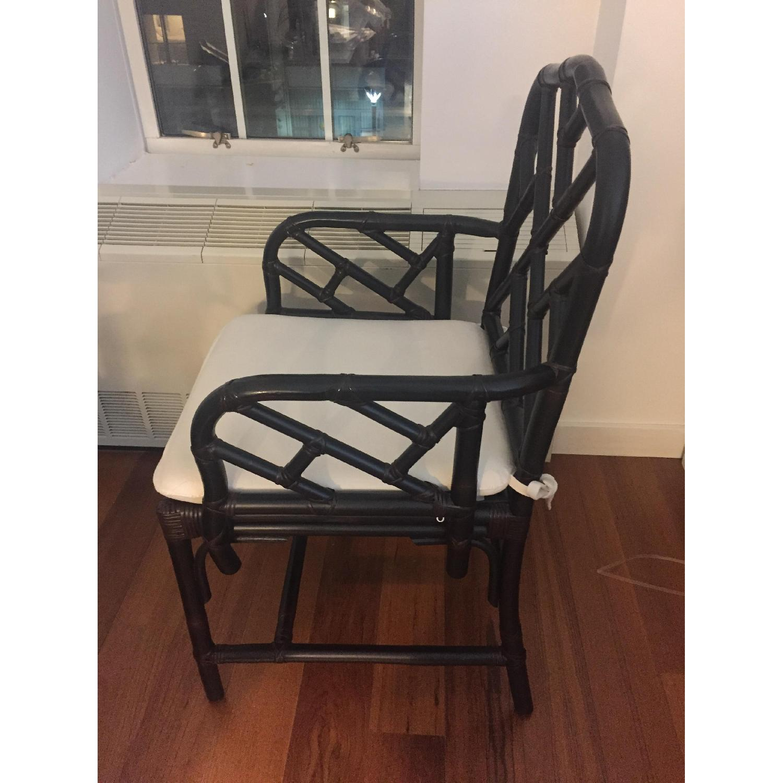 Ballard Designs Chippendale Style Macau Chair - image-3
