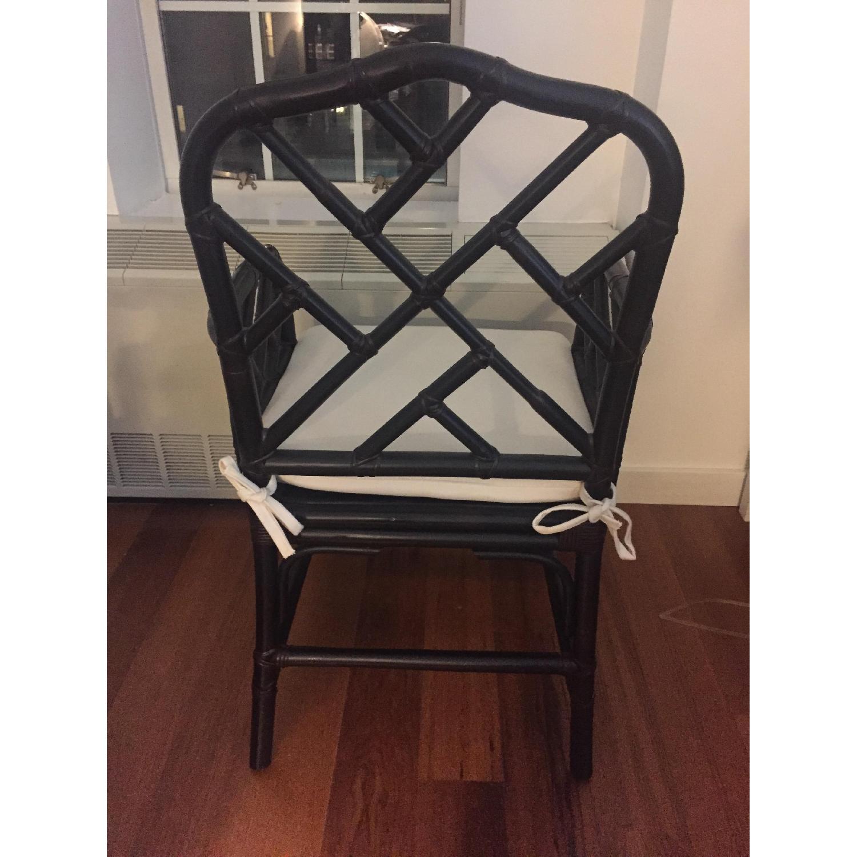 Ballard Designs Chippendale Style Macau Chair - image-5