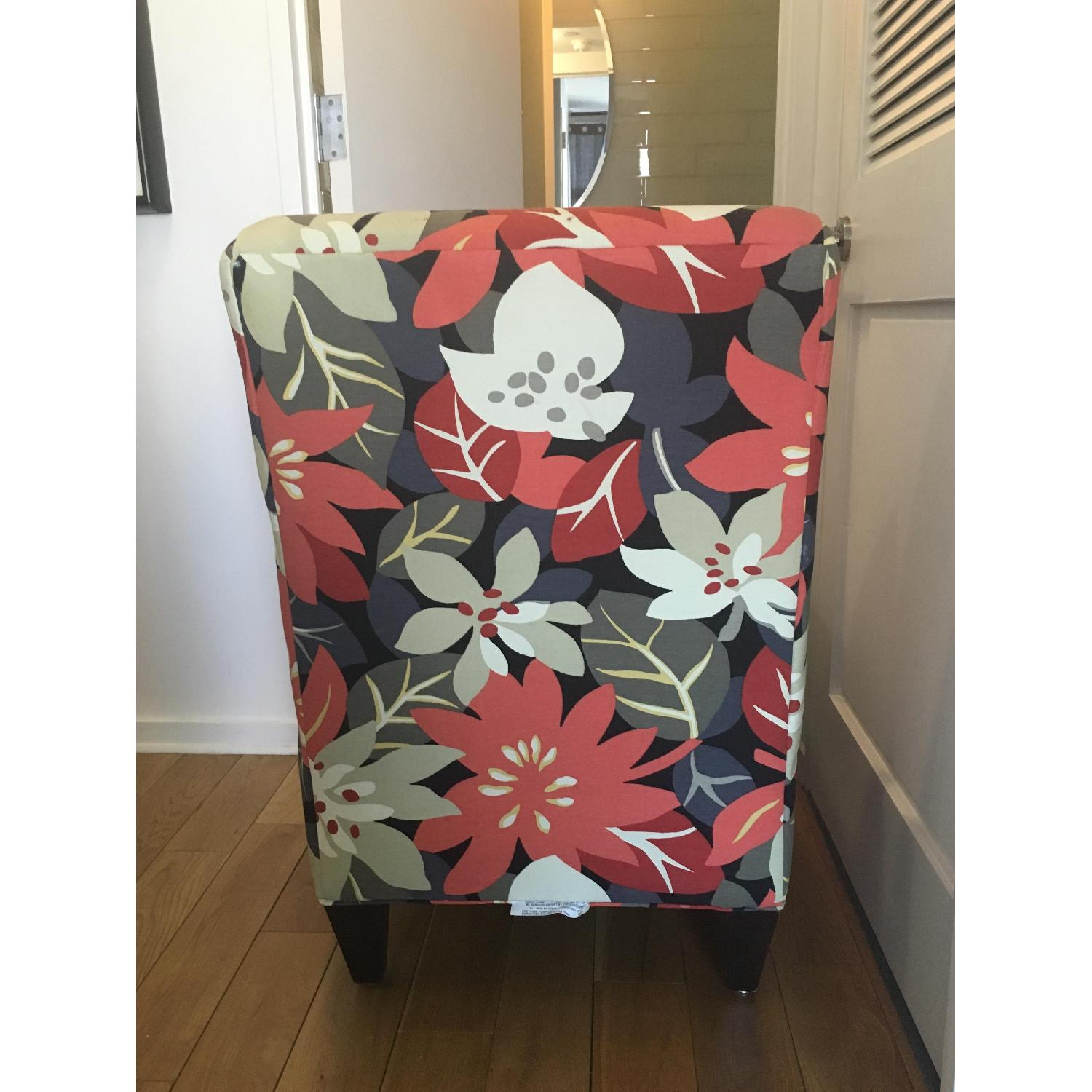 Floral Accent Chair - image-4