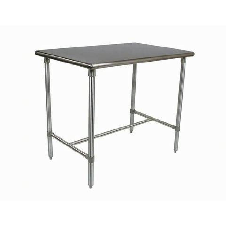 John Boos Stainless Steel Table - image-1