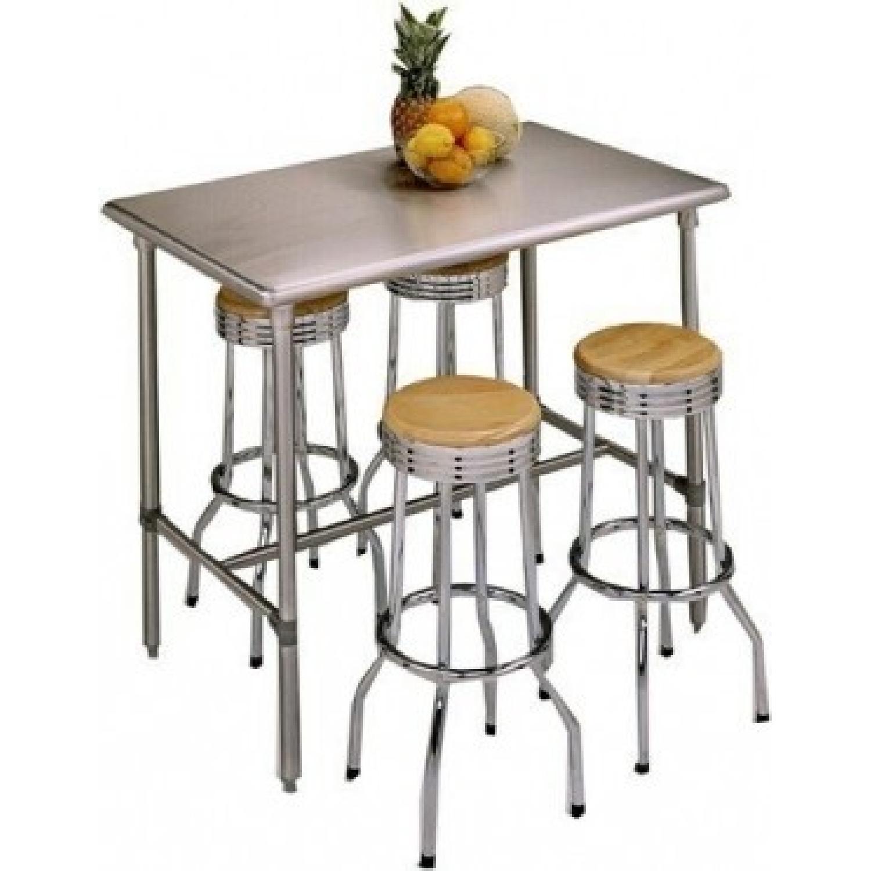 John Boos Stainless Steel Table - image-3
