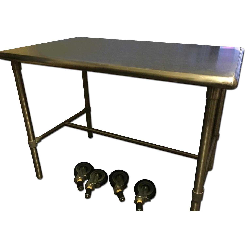 John Boos Stainless Steel Table - image-0