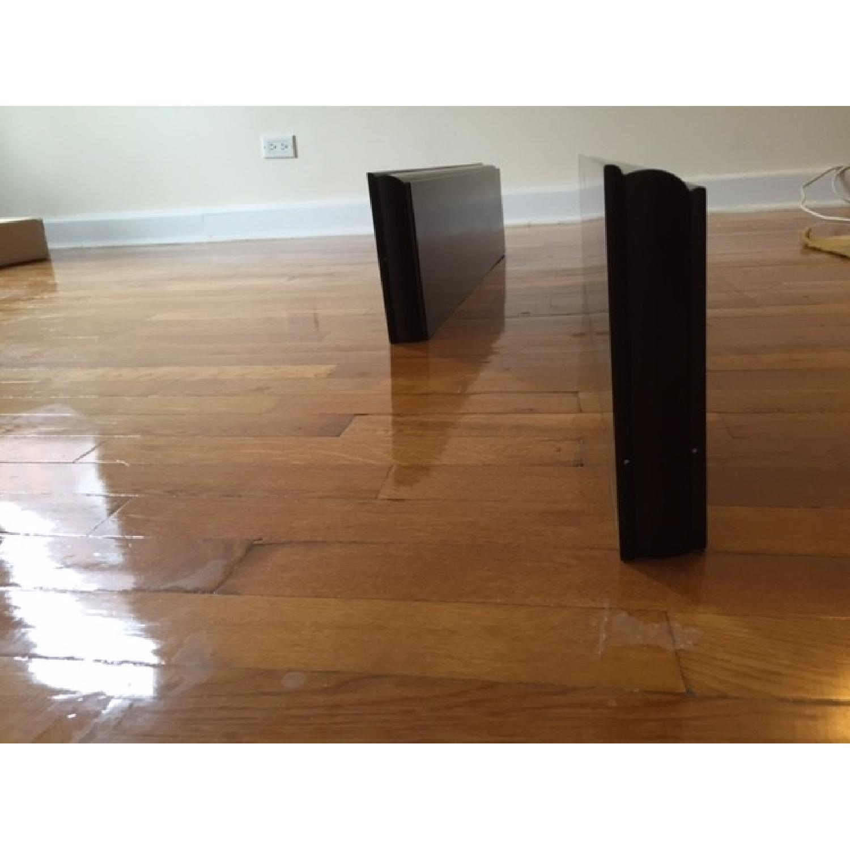 Dark Brown Floating Shelves - image-2