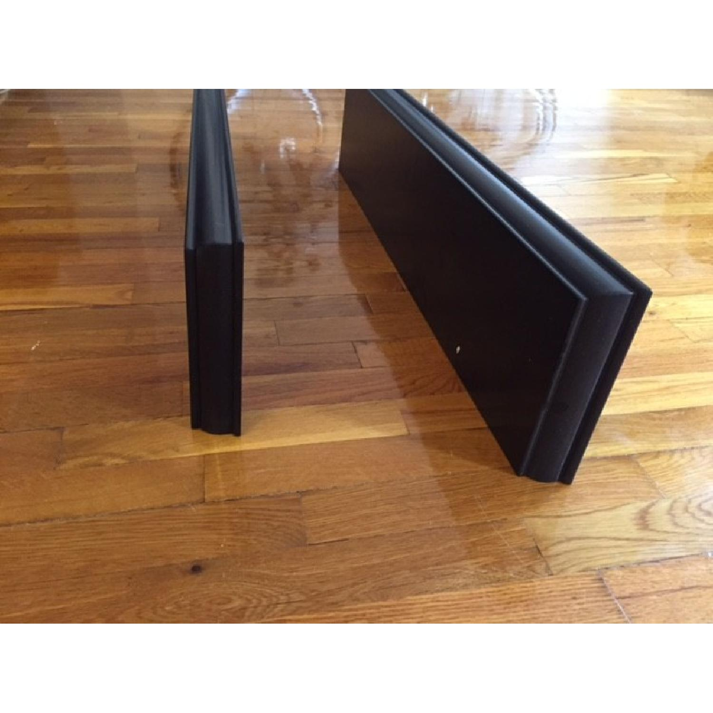 Dark Brown Floating Shelves - image-4