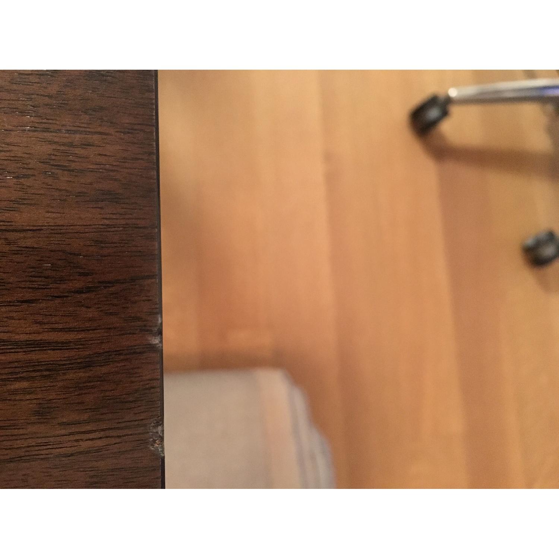 Custom Stephen Iino Solid American Black Walnut Dining Table w/ Bench - image-10