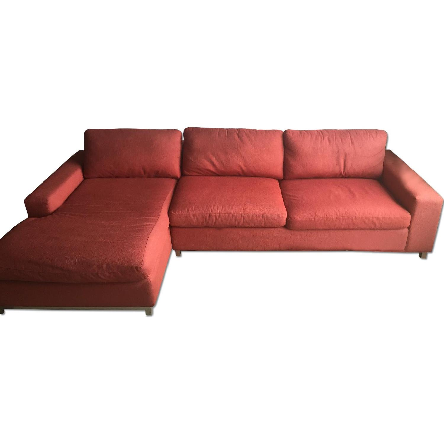 Room & Board Klein Collection Sectional - image-0