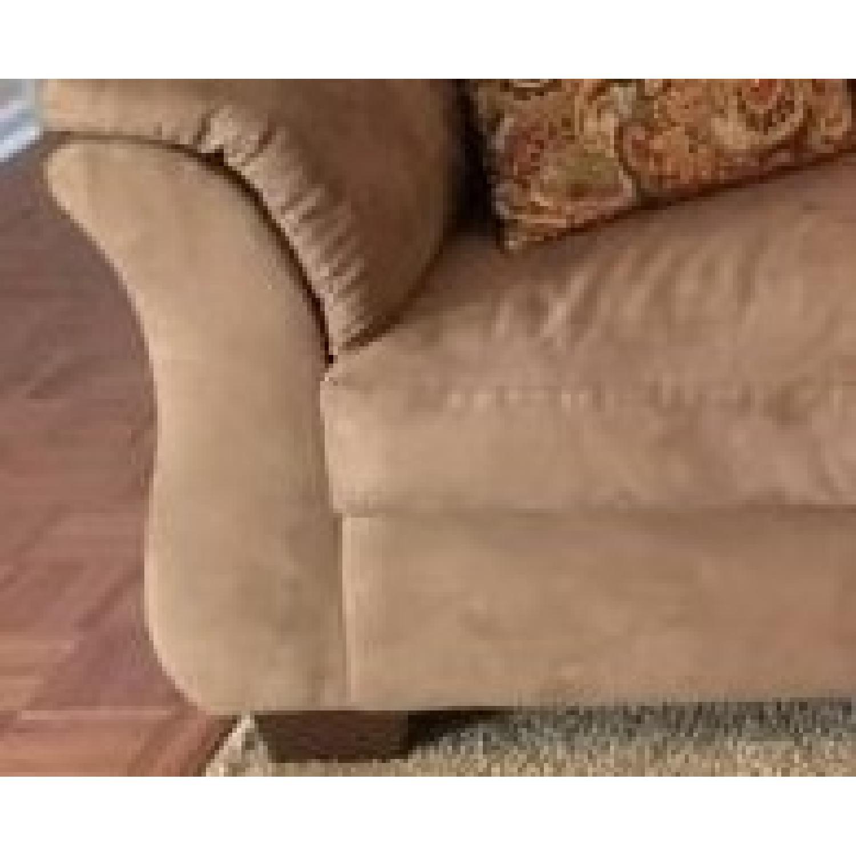 Ashleys Darcy Sofa w/ Matching Pillows - image-3