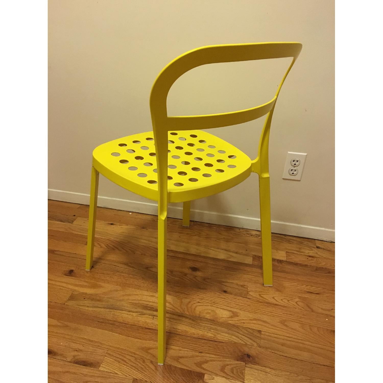 Ikea Lerhamn Dining Table w/ 4 Reidar Chairs - image-2