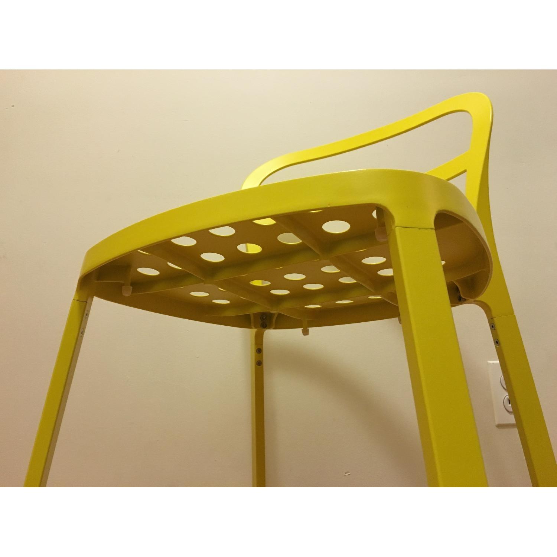 Ikea Lerhamn Dining Table w/ 4 Reidar Chairs - image-3