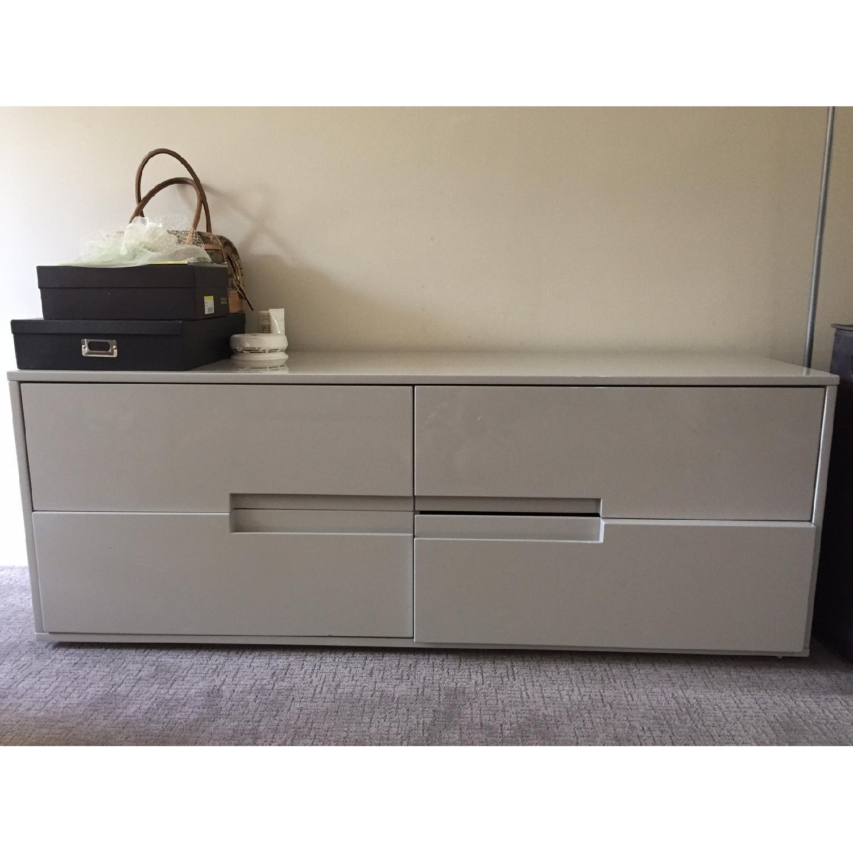 CB2 Latitude Oat Low Dresser - image-1