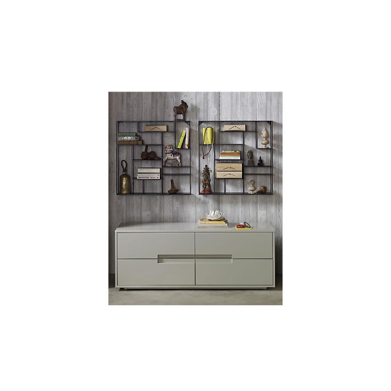 CB2 Latitude Oat Low Dresser - image-3