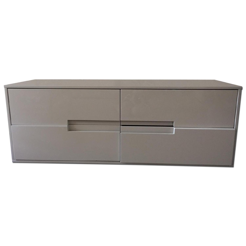 CB2 Latitude Oat Low Dresser - image-0