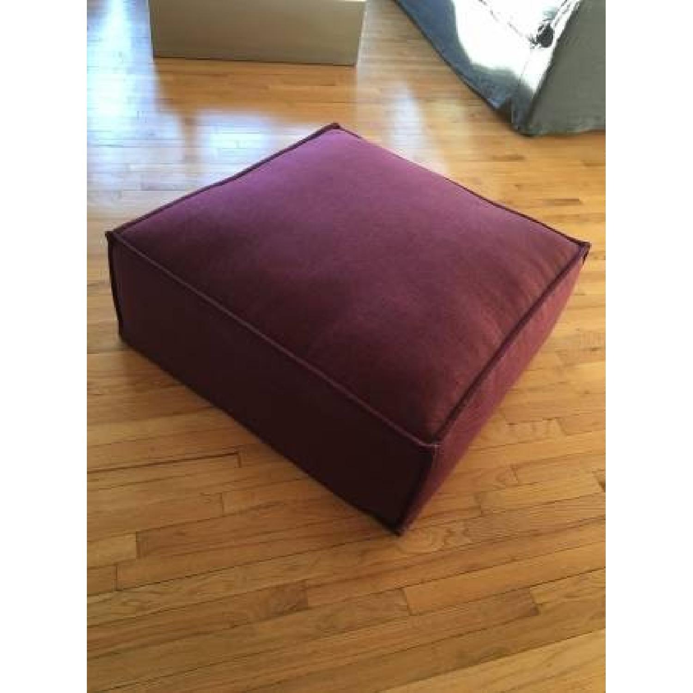 ABC Carpet and Home Garnet Pouf - image-4