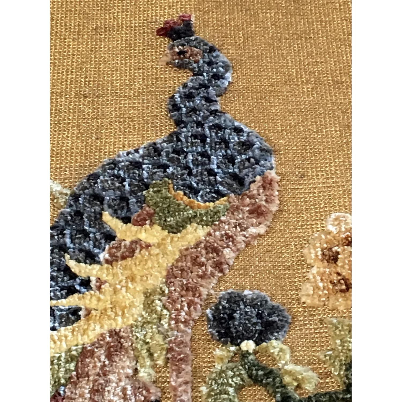 Silk Carpet Embossed Wall Hanging - image-3