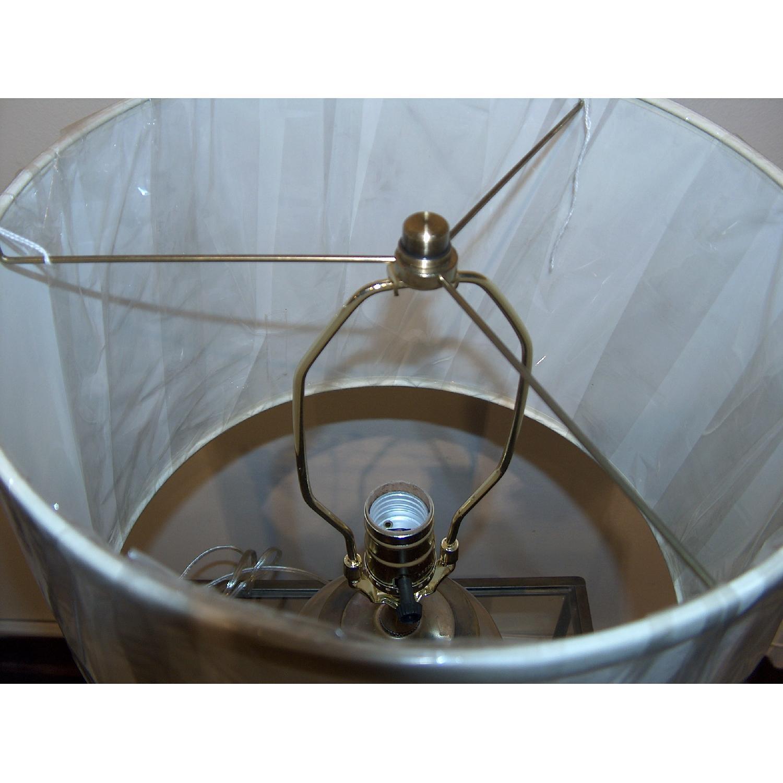 Hand Blown Murano Glass Table Lamp - image-3