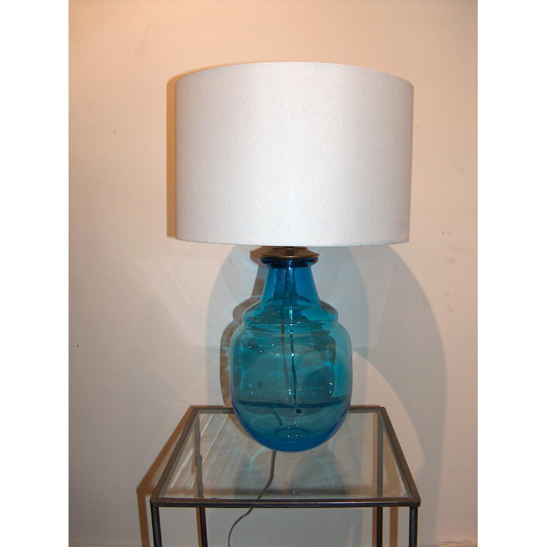 Aqua Murano Table Lamp - image-1